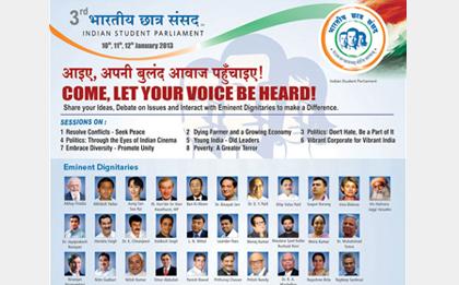Indian Studentparliament