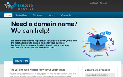 Oasis Hosting